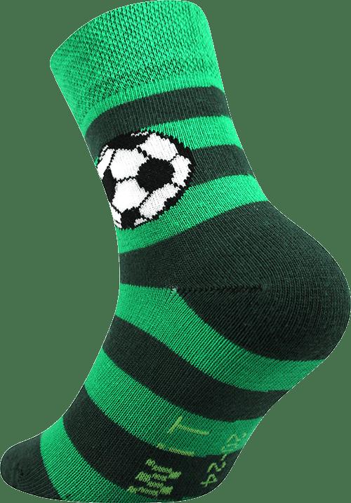 Dětské ponožky Fotbal p1