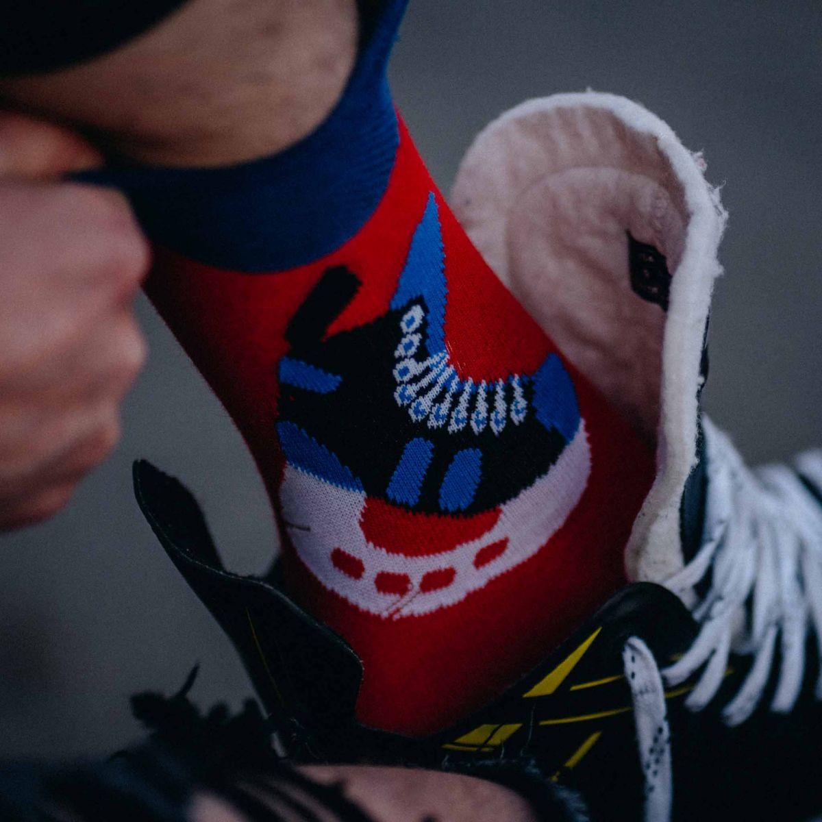 Socken - Eishockey 2 p4