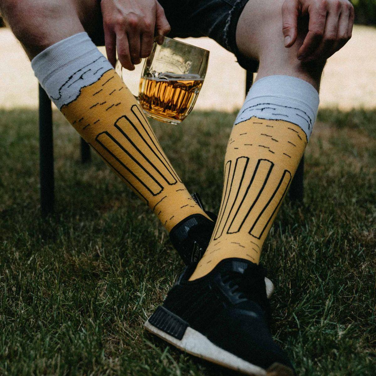 Șosete pentru genunchi - Bere p2