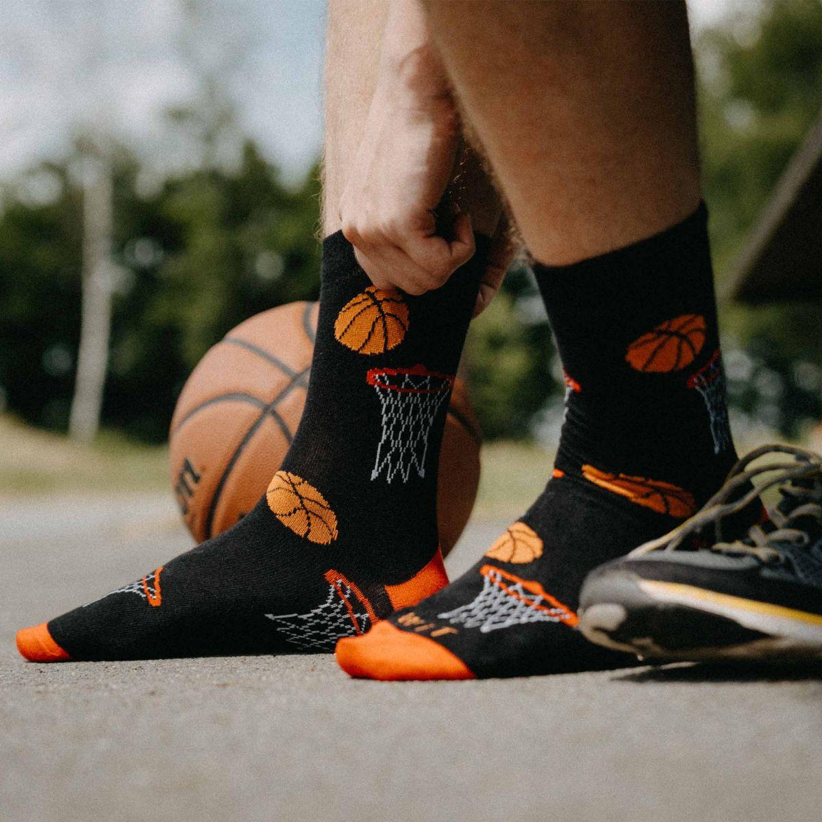 Socken - Basketball p3