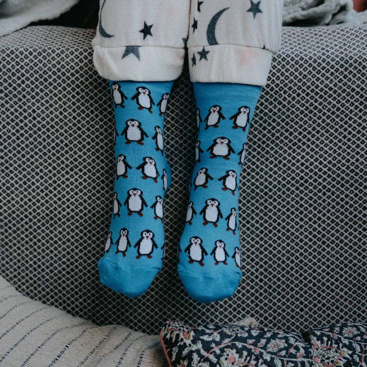 Șosete - Pinguini p2