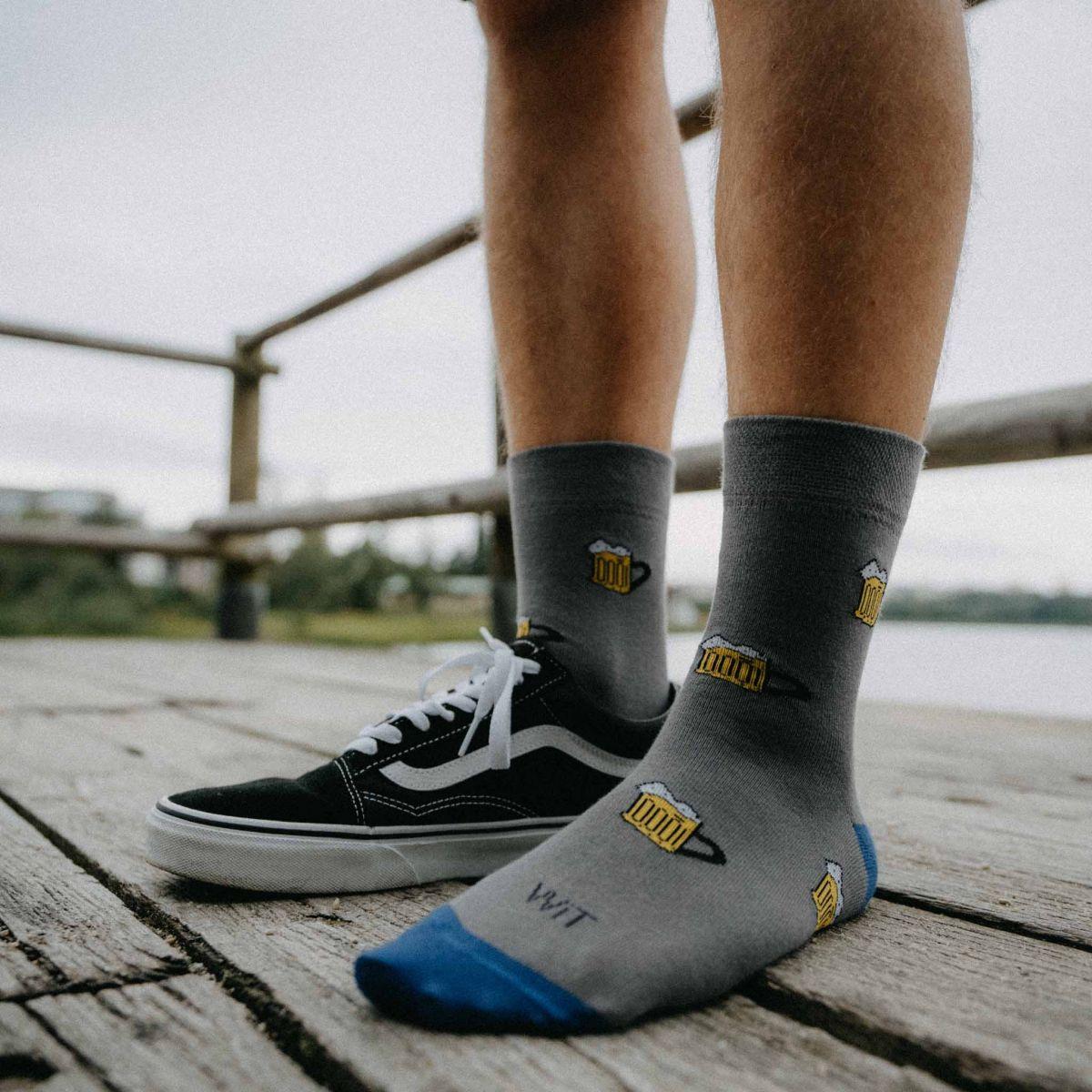 Ponožky - Pivo 2 p2
