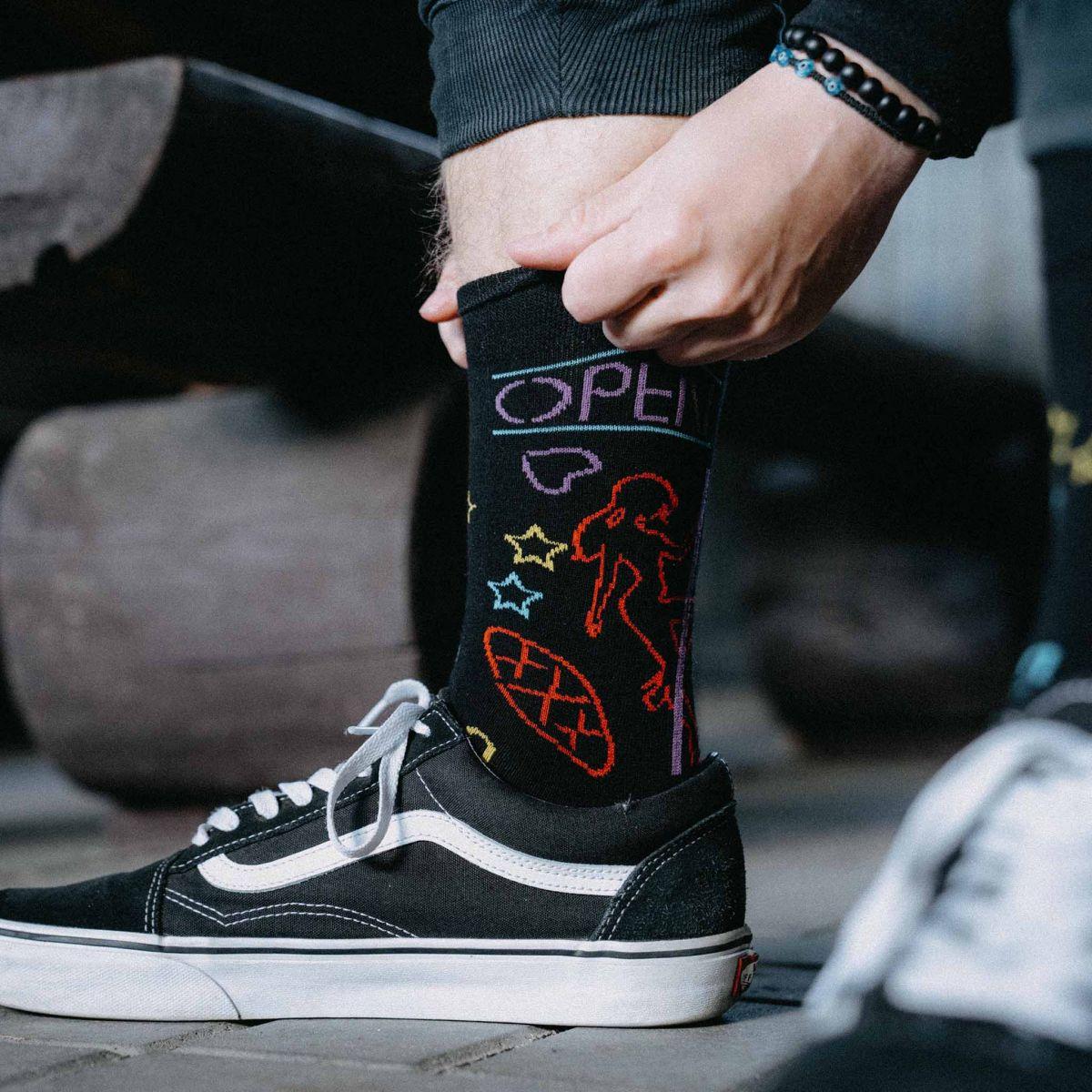 Ponožky - Bar p2