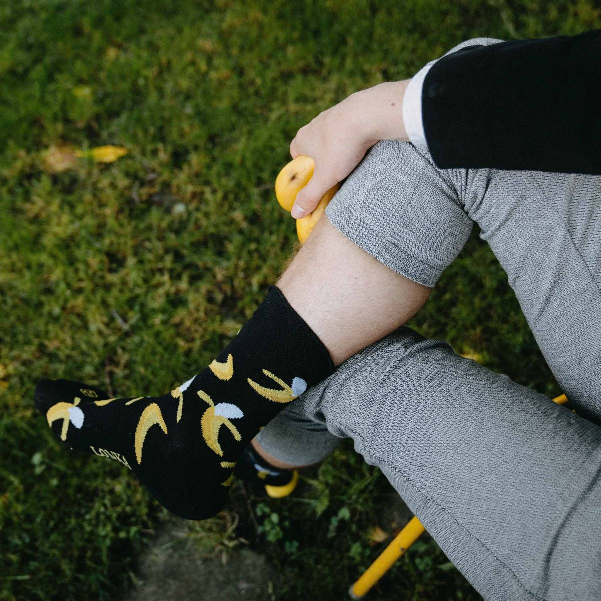 Ponožky - Opica p2