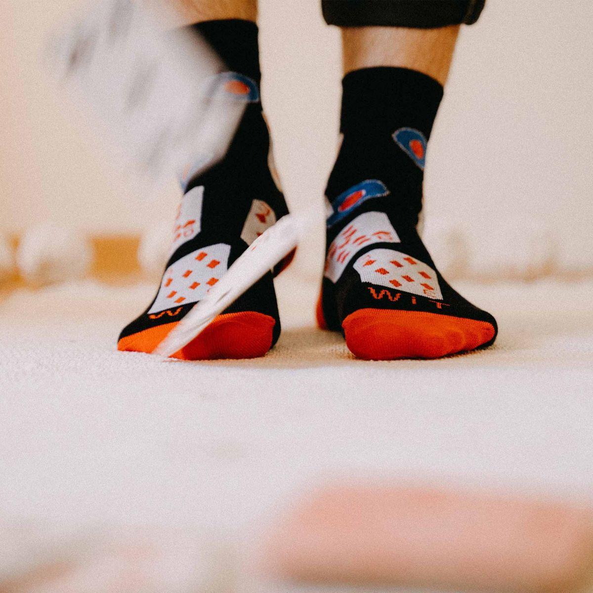Ponožky - Karty  p3
