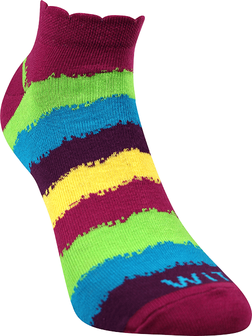 Ponožky - Pruhy nízké p3