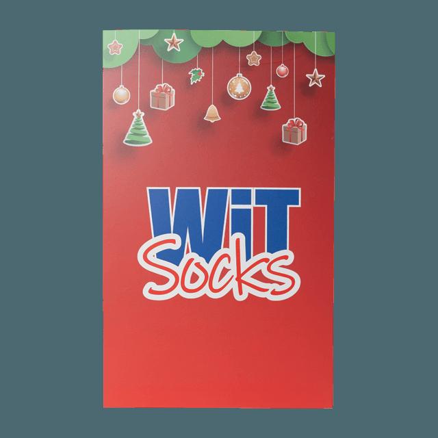 Kalendář - 12 párů ponožek - dámský p2