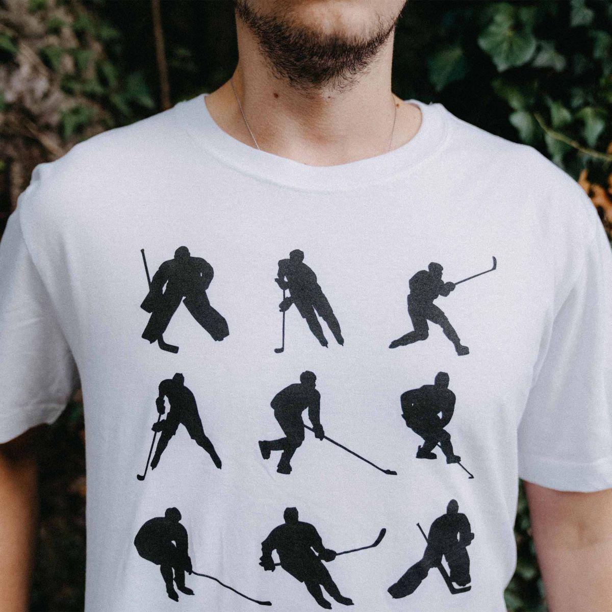 Pánské tričko Hokej p2