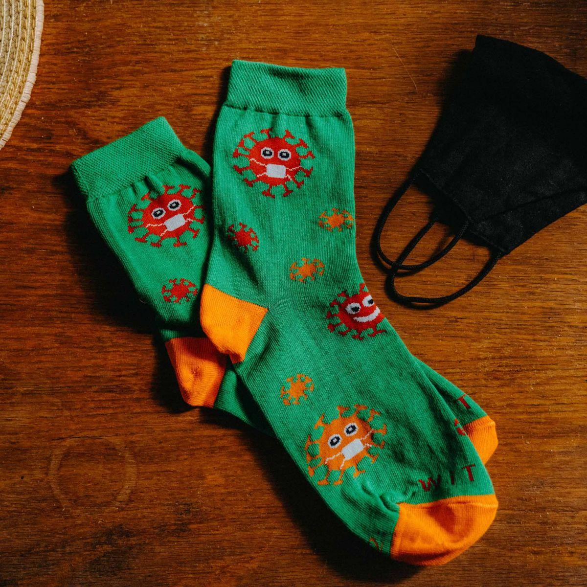 Ponožky - Korona p3