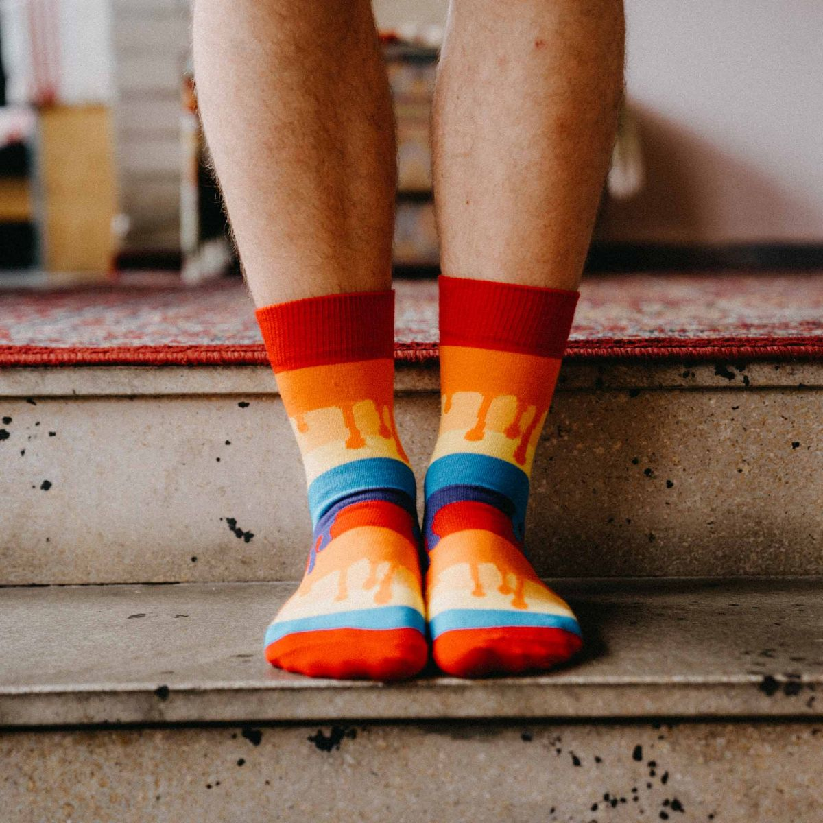 Șosete - Colorate p4