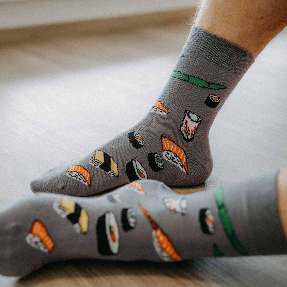 Socken - Sushi p2