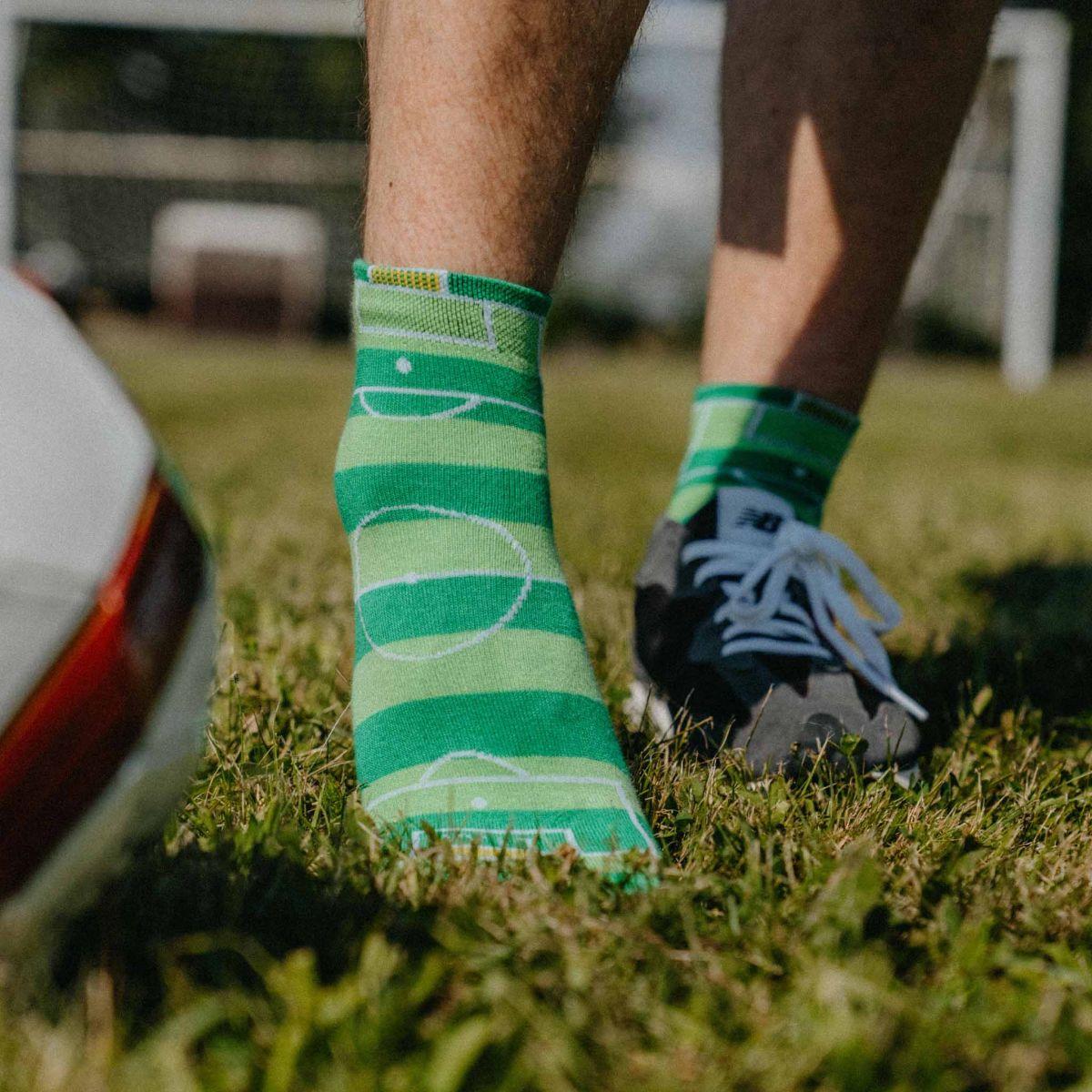 Ponožky - Futbal nízke p2
