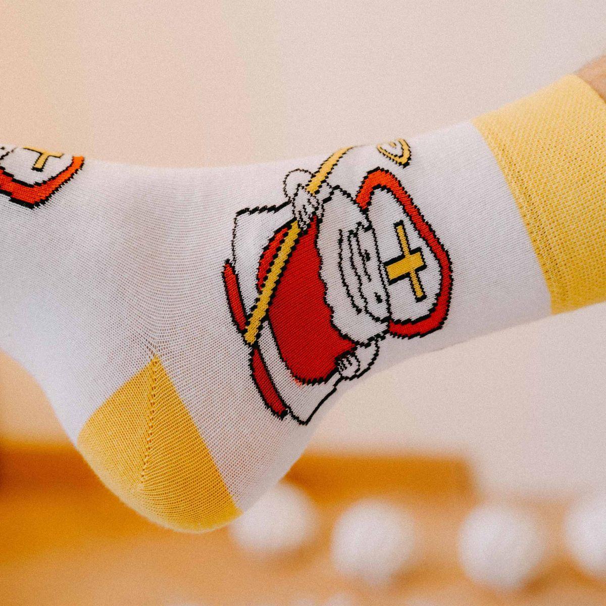 Ponožky - Mikuláš