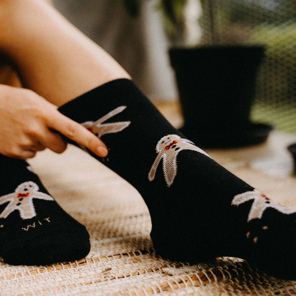 Socken - Lebkuchen p3