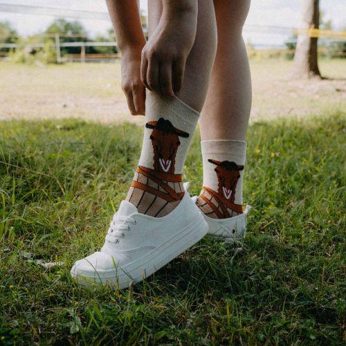 Ponožky - Kôň p4