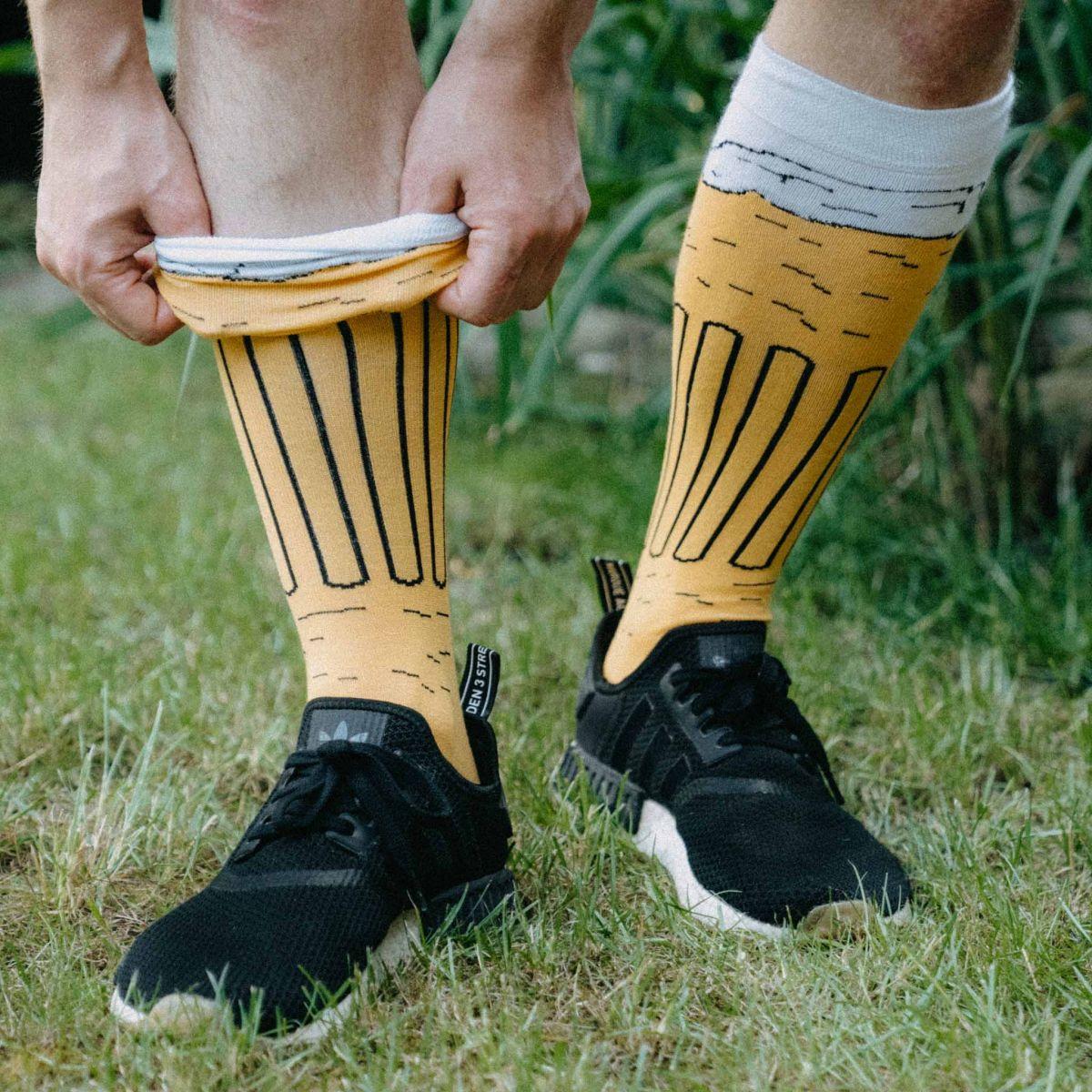 Șosete pentru genunchi - Bere p3