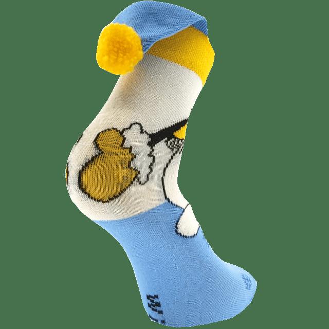Socken - Schneemann