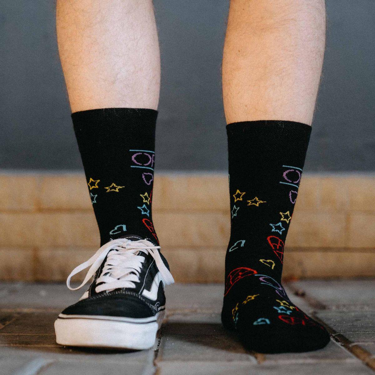 Ponožky - Bar p3
