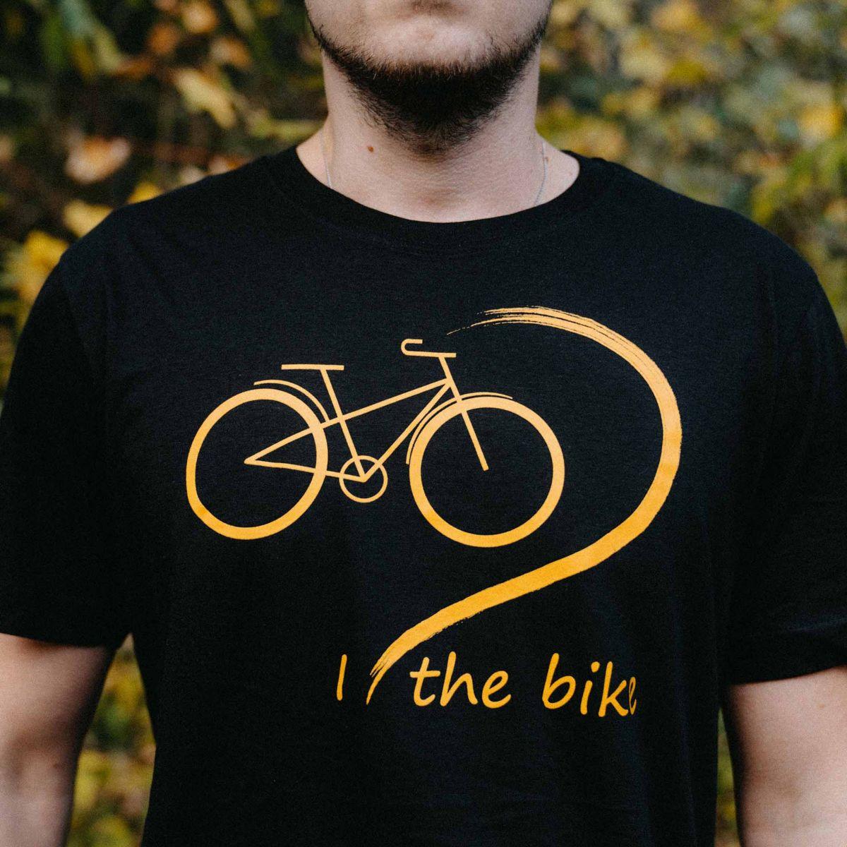 Herren T-Shirt - Fahrrad p2