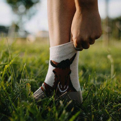 Ponožky - Kôň p5