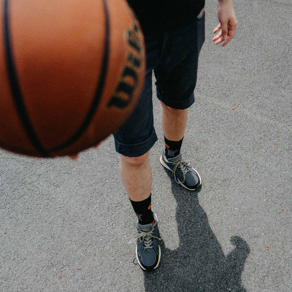 Socken - Basketball p4