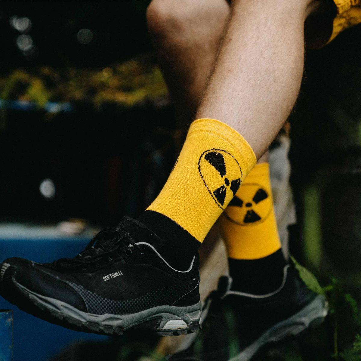 Socken - Strahlung p3