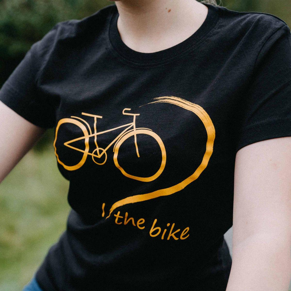 Damen T-Shirt - Fahrrad p2