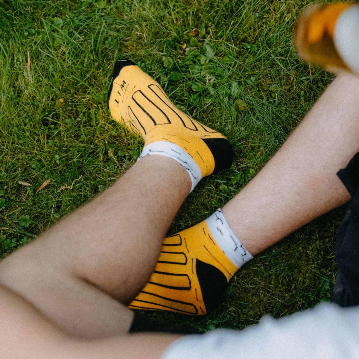 Ponožky - Pivo 14 nízké p3