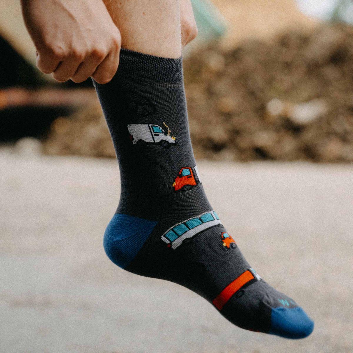Ponožky - Řidič p2