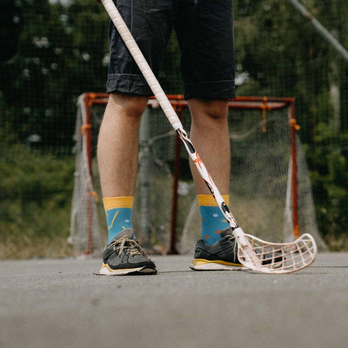 Socken - Unihockey p3