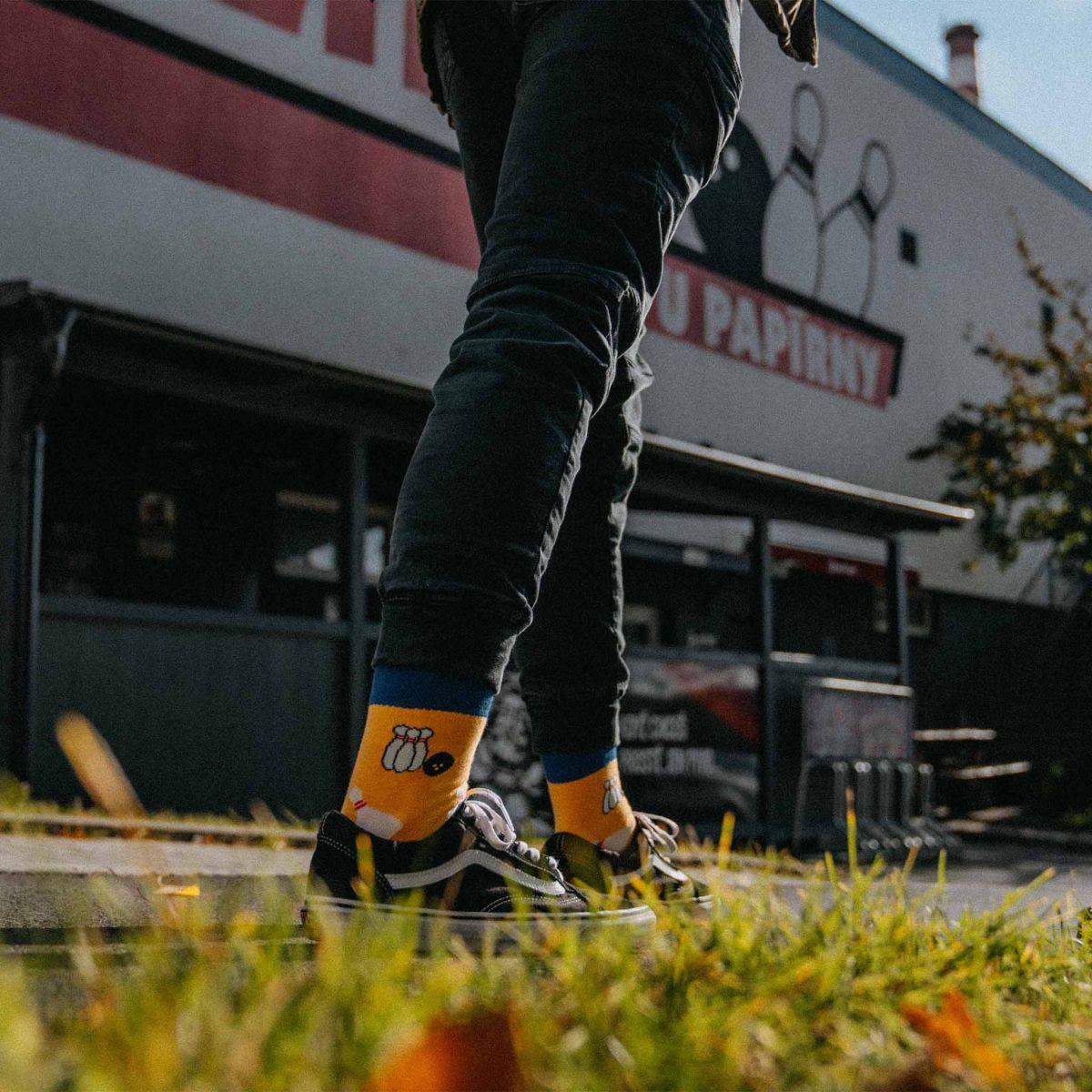 Socken - Bowling p2