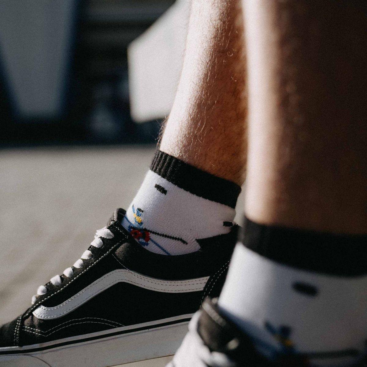Socken - Eishockey - niedrig p4