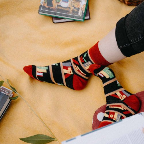 Ponožky - Knihy p2