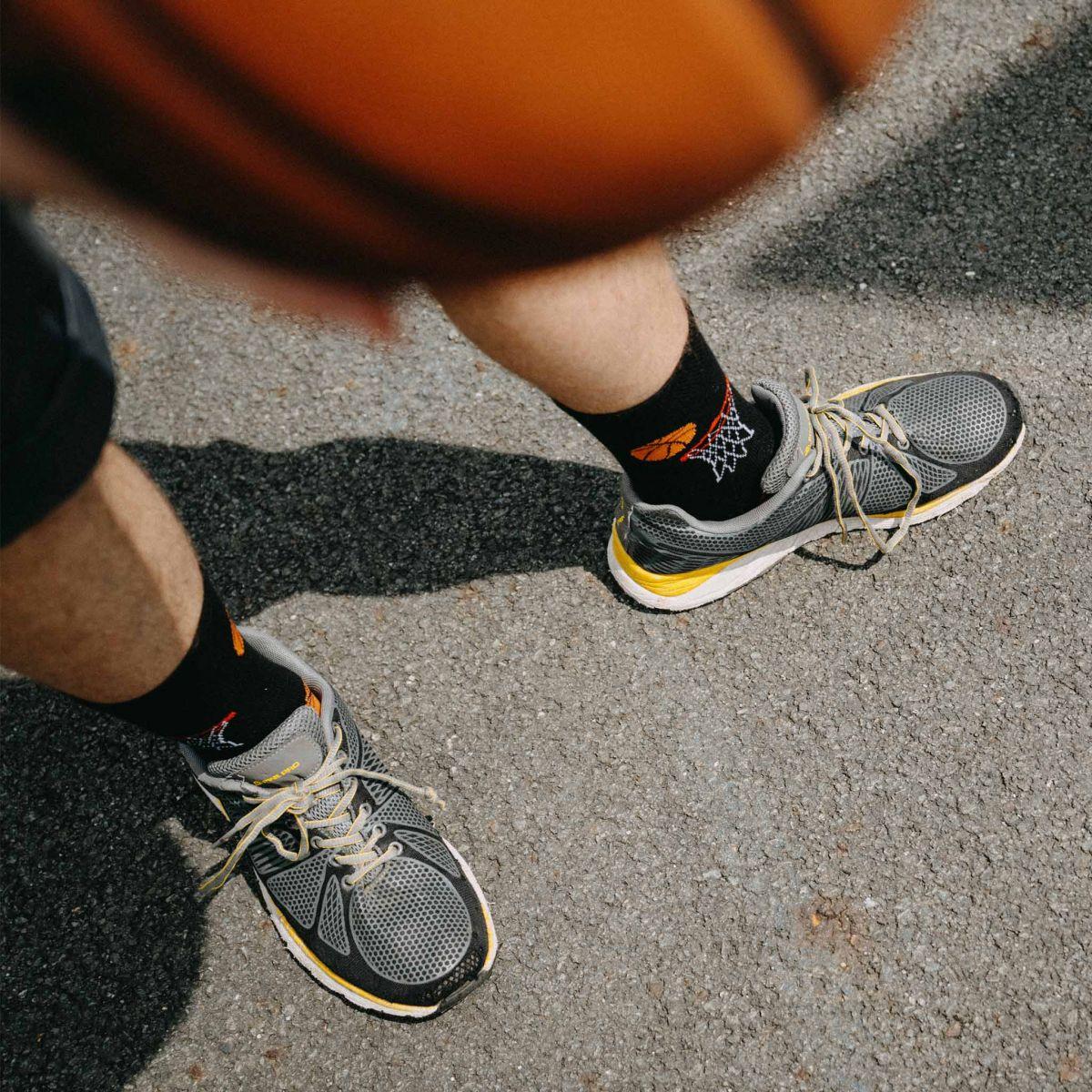 Socken - Basketball p5