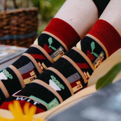 Ponožky - Knihy p3