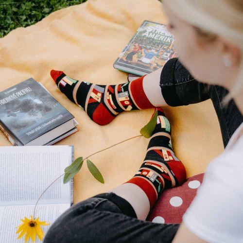Ponožky - Knihy p4