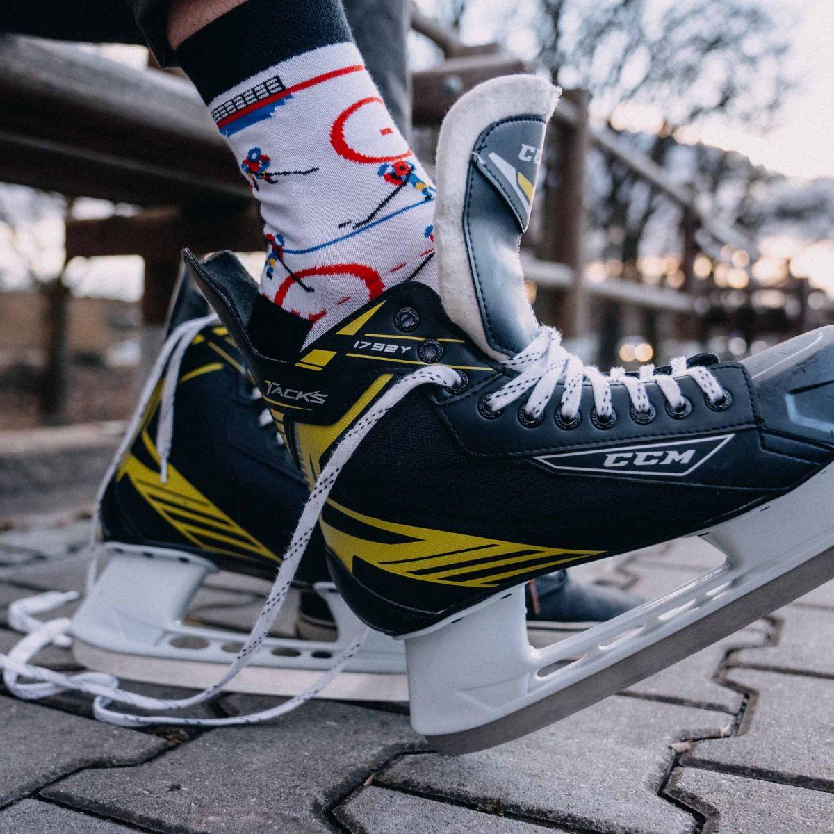 Ponožky - Hokej p2