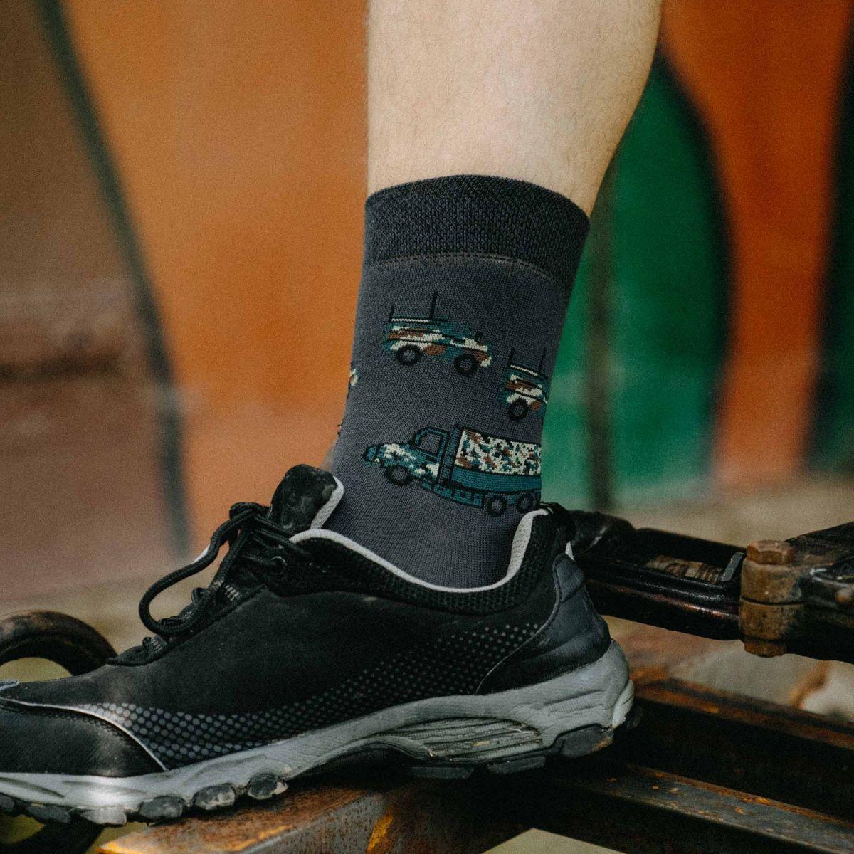Ponožky - Army p2
