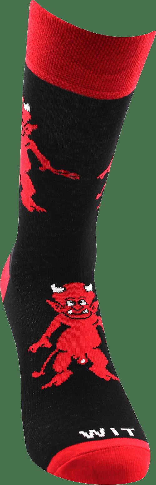 Șosete - Diavol p3