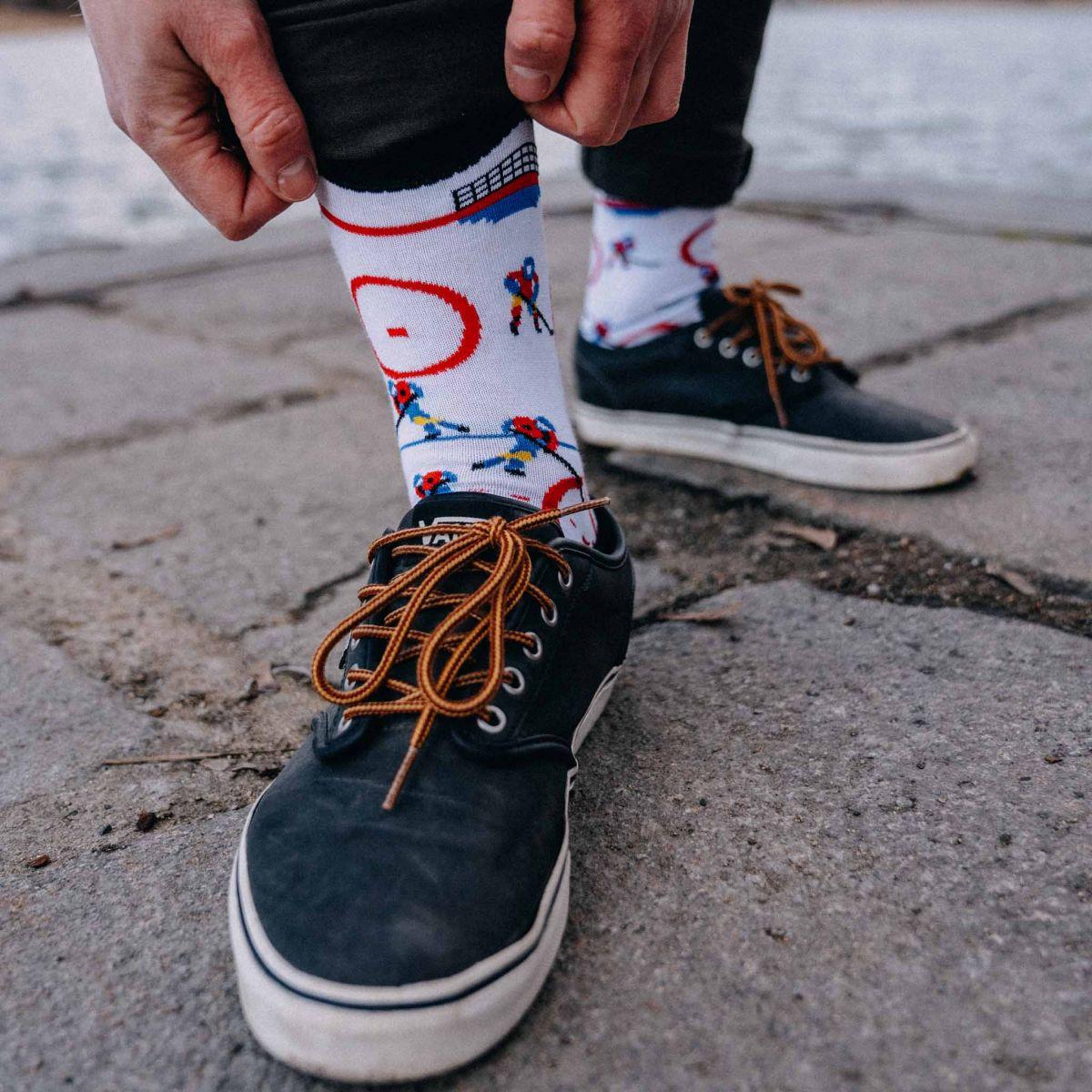 Ponožky - Hokej p3