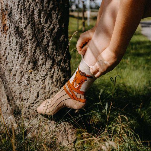 Ponožky - Kôň p6