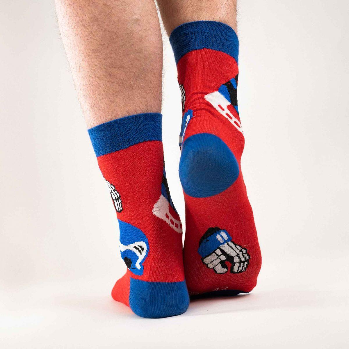 Socken - Eishockey 2 p9
