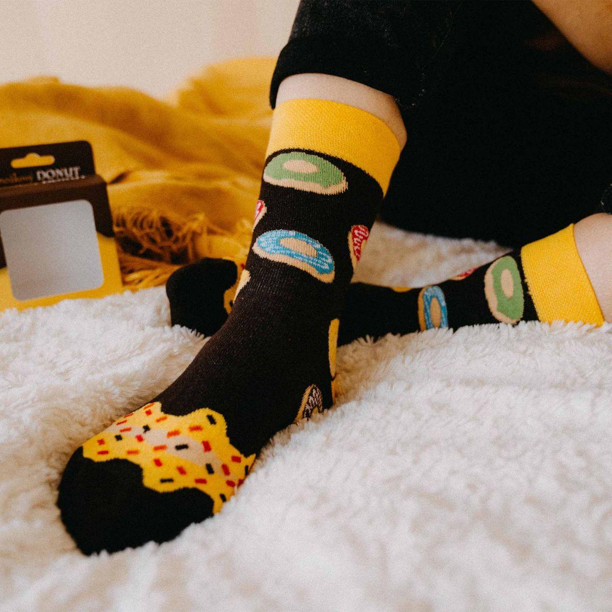 Ponožky - Donut p5