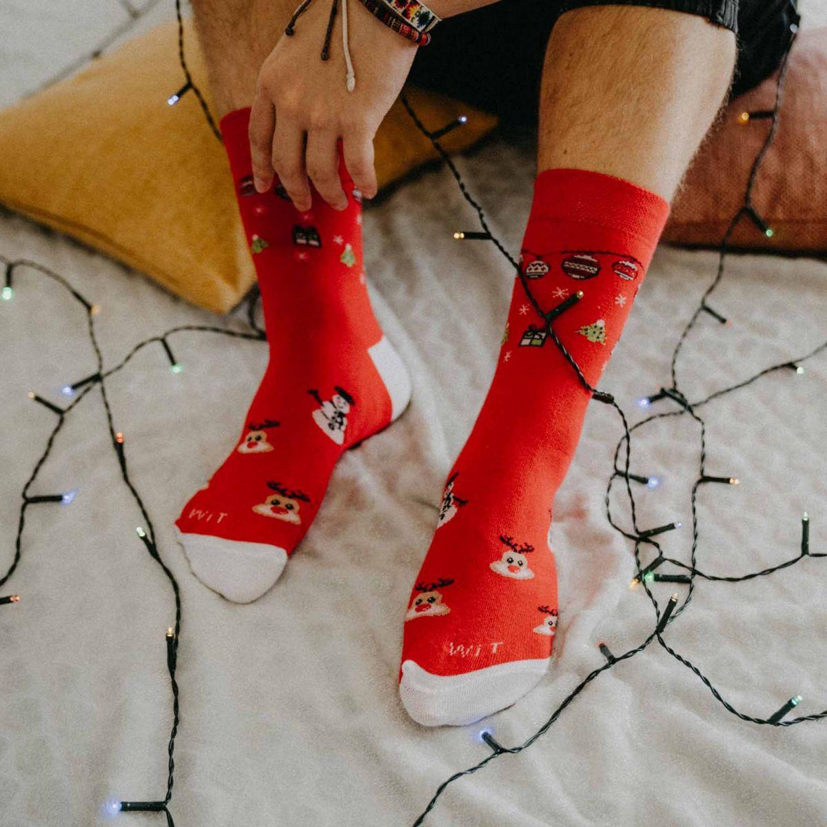 Șosete - Crăciun p2