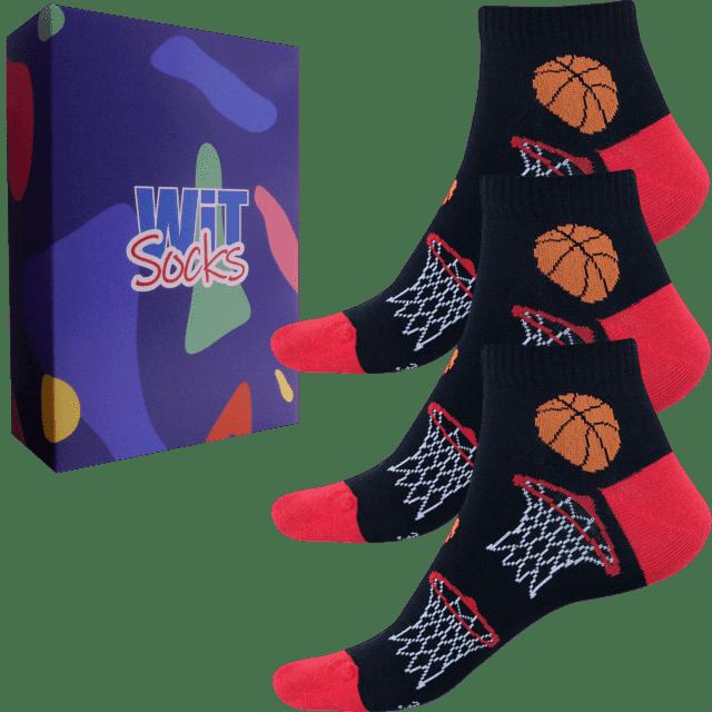Set cadou -  Șosete - Baschet - joase
