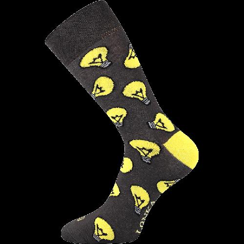 Ponožky - Žiarovky