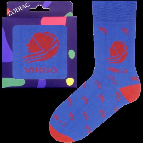 Ponožky - Zodiac - Panna