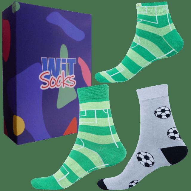 Dárkový set - Sporty - Ponožky Fotbal mix