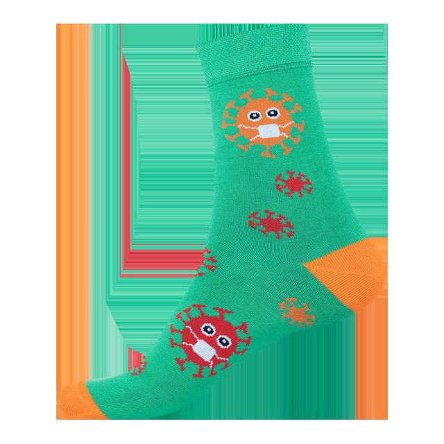 Socken - Corona
