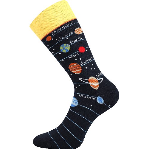 Ponožky - Slunečí soustava